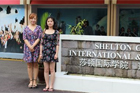 教外留学应邀访问新加坡莎顿国际学院